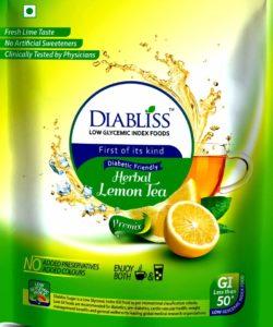 Diabliss herbal tea