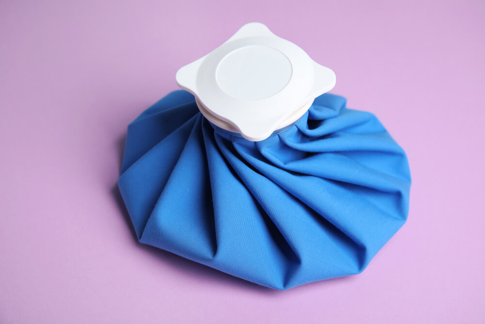 Heat or Cold Compress