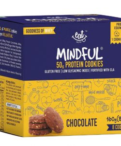 Mindful Whey Protein Cookies