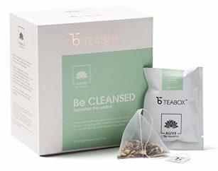 Teabox- Detox Herbal Tea