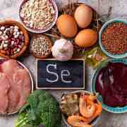 foods high in selenium