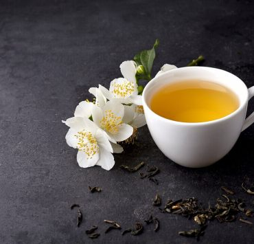jasmine green tea benefits