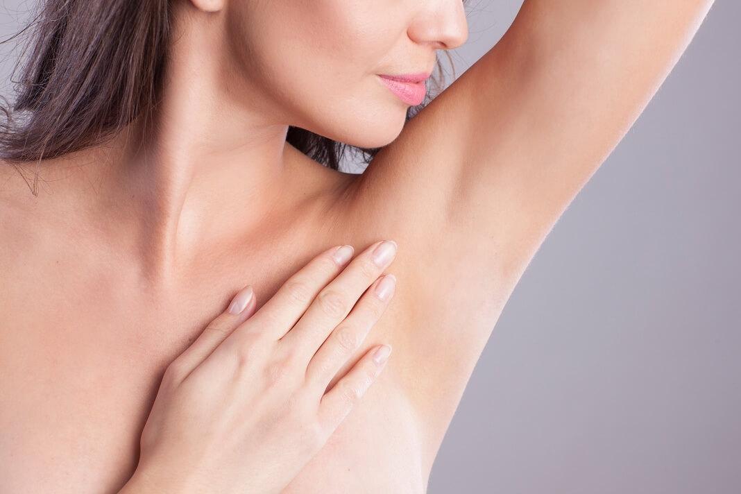 lump in armpit