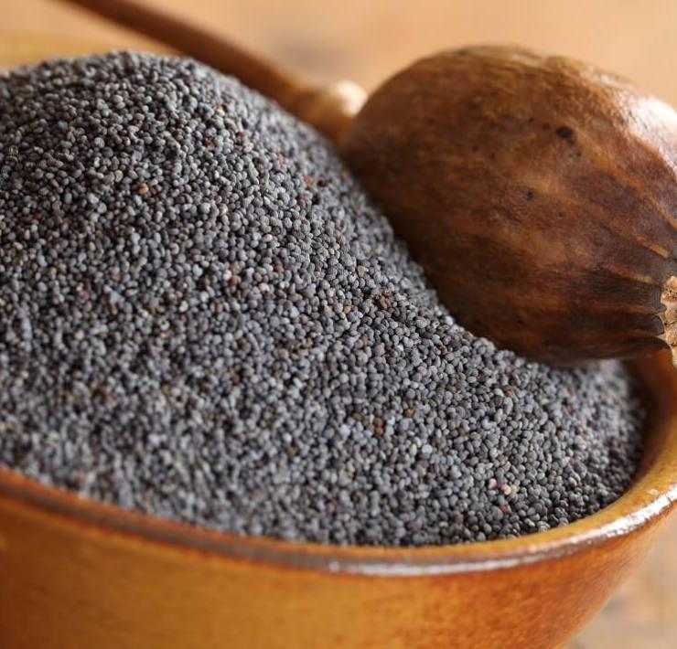 poppy seeds benefits