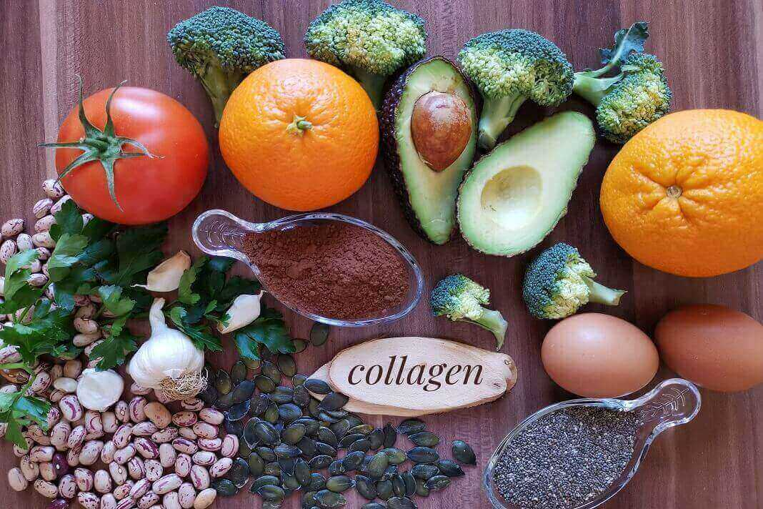 collagen rich foods