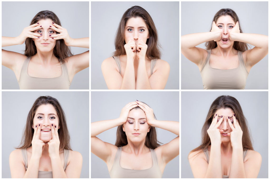 Facial Exercises for Beautiful Jowls
