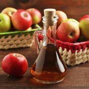 Apple cider vinegar enema