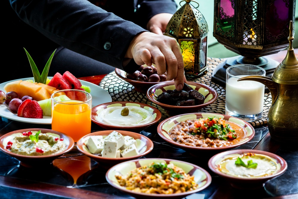Great Tips for Healthy Eating in Ramadan During Quarantine