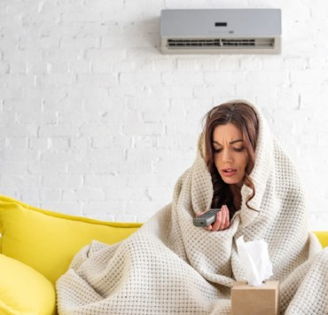 can air conditioners make you sick