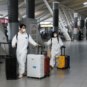 Coronavirus travel advice