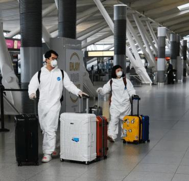 Coronavirus travel advice