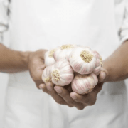 garlic benefits for men