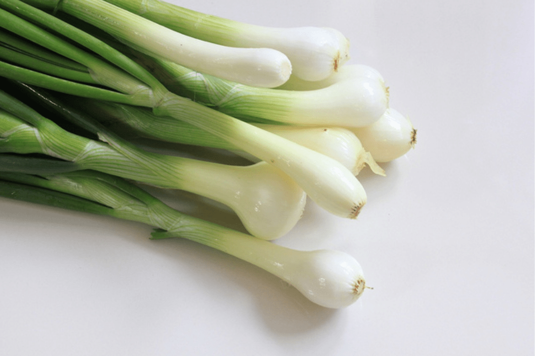 health benefits of green onions