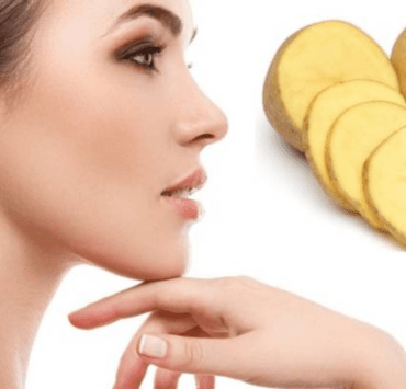 Potato Juice For Dark Spots