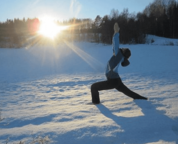 Yoga for Winter Months