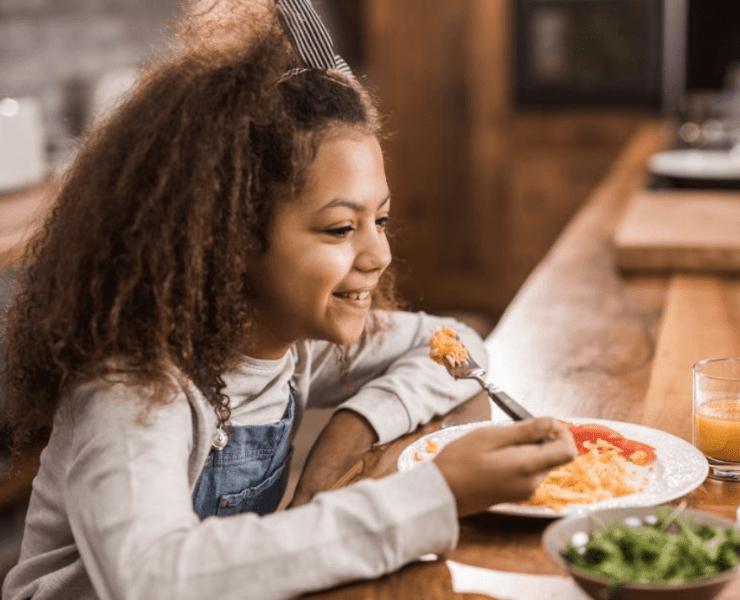 Foods To Help Children Grow Taller