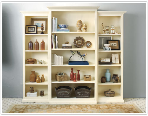 Annettes 7 Golden Styling Rules for a Bookshelf  How To Decorate