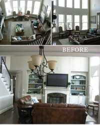 Awkward Living Room - How To Decorate
