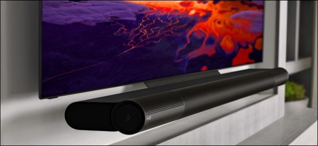Vizio Elevate soundbar