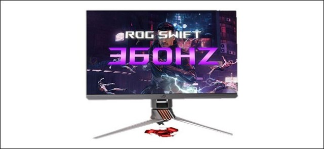 Asus ROG Swift 360Hz Game Monitor