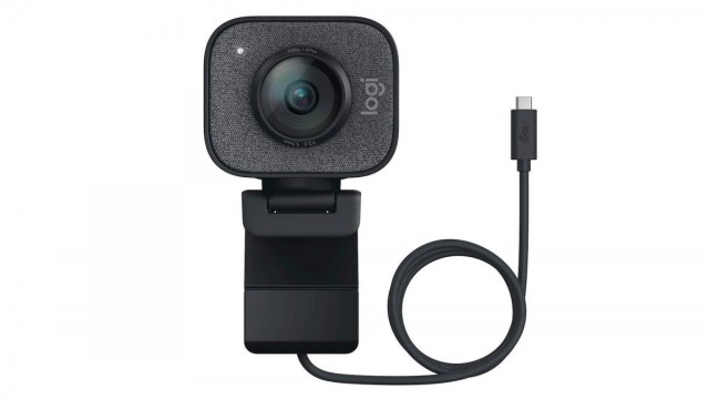 Logitech Streamcam and USB-C cable