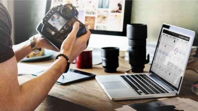 Heroes of online digital photography courses