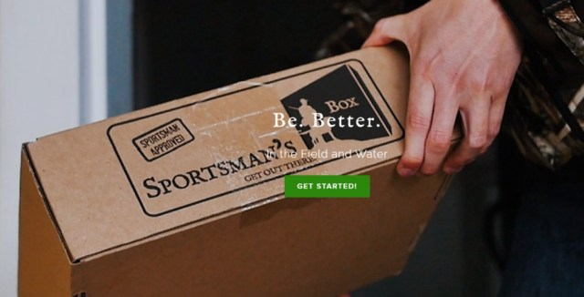 The Sportsman's Box best subscription box for hunting and fishing fishing baits hunting accessories clothing game cameras