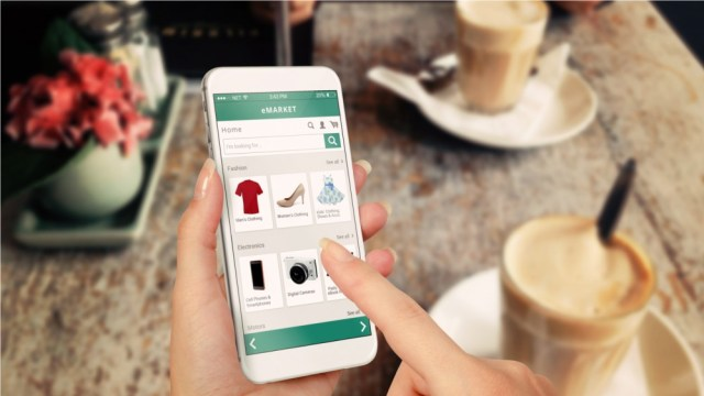E-commerce site for online purchases on smartphones Buy used items online How to sell your used items online