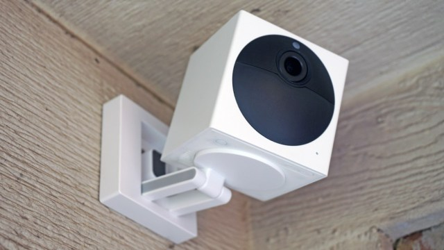 Wyze Cam Outdoor wall mounted