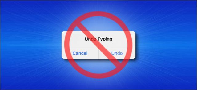 Cancel pop-up typing on an iPhone with a cancel symbol on it