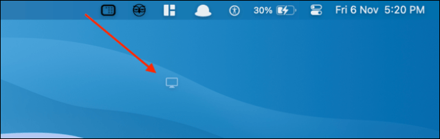Pick up and Release Digital Panel Icon from Menu Bar