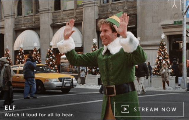 Elf on Starz