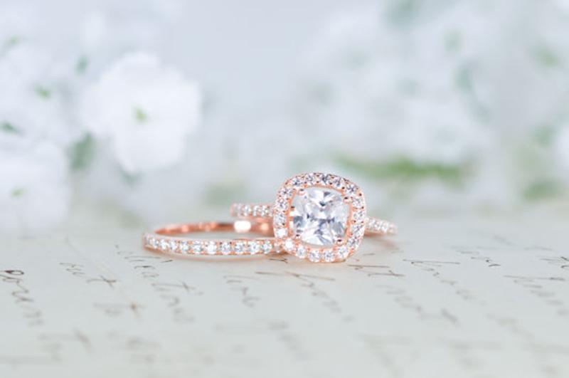 Wedding Design – Rose Gold Inspiration