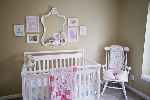 NURSERY GALLERY WALL