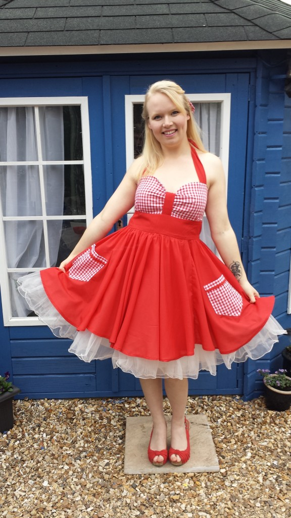 Free Sewing Pattern The Allie Dress