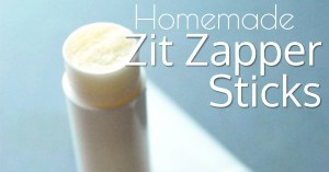 Image result for Homemade Natural Zit Zapper