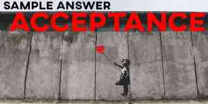 IELTS Cambridge 14 Sample Answer