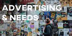 ielts essay advertising