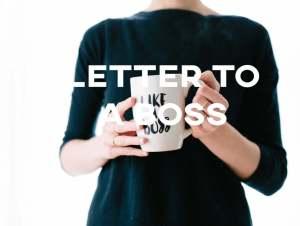 ielts essay letter to a boss