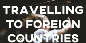 ielts essay travelling foreign countries