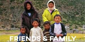 ielts essay friends family