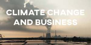 ielts essay climate change and business