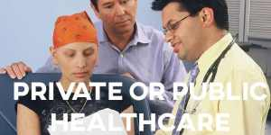 IELTS Essay: Private or Public Healthcare
