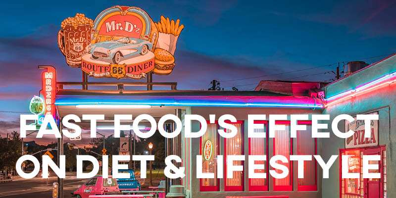 IELTS Essay General Training: Fast Food's Effect on Lifestyle and Diet