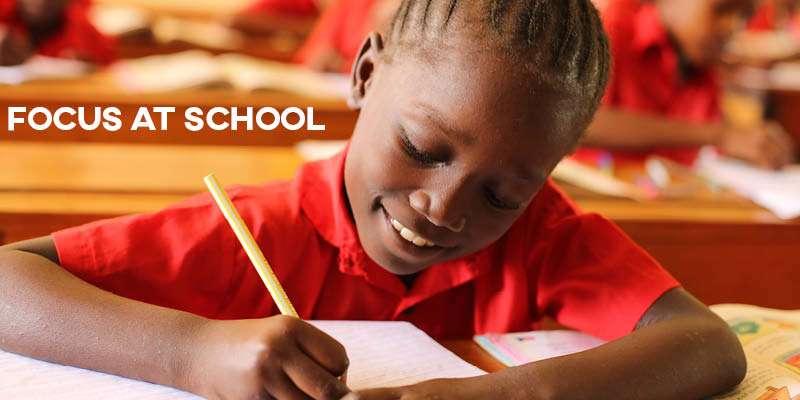 IELTS Essay: Focus at School