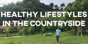 IELTS Essay: Healthy Lifestyles in the Countryside