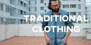 IELTS Essay Traditional Clothing