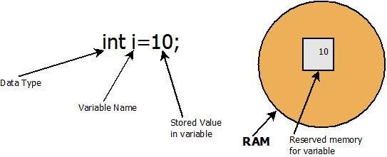 Java Variable Example