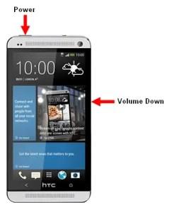 Take-Screenshot-HTC-One-M7