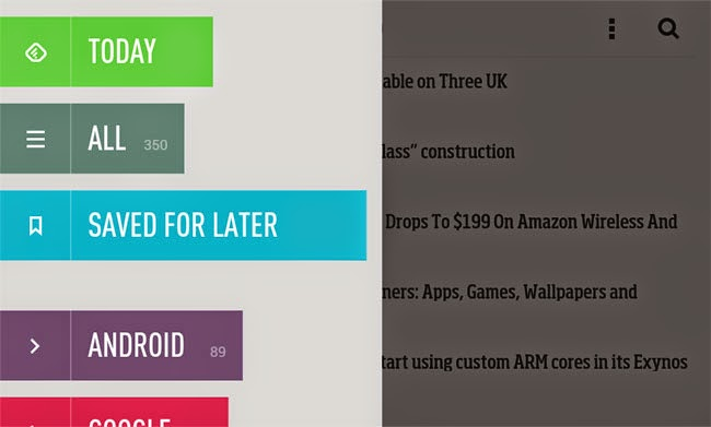 Feedly Preview